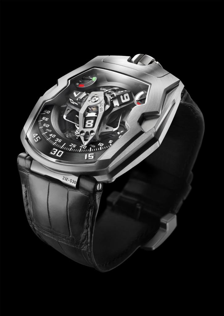 hodinky URWERK UR210