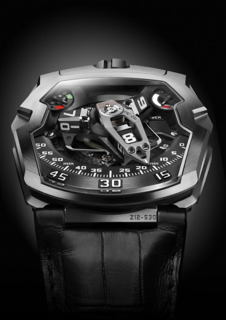luxusni hodinky URWERK-UR210