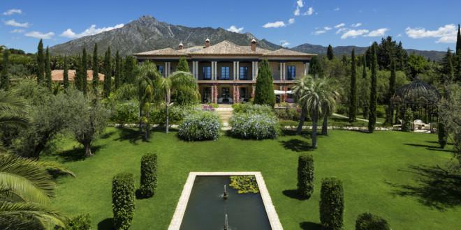 luxusni rezidence marbella