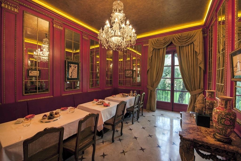 luxusni rezidence spanelsko 1