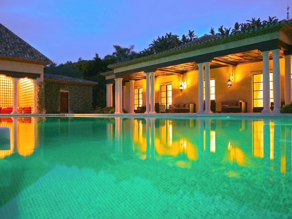 luxusni rezidence spanelsko