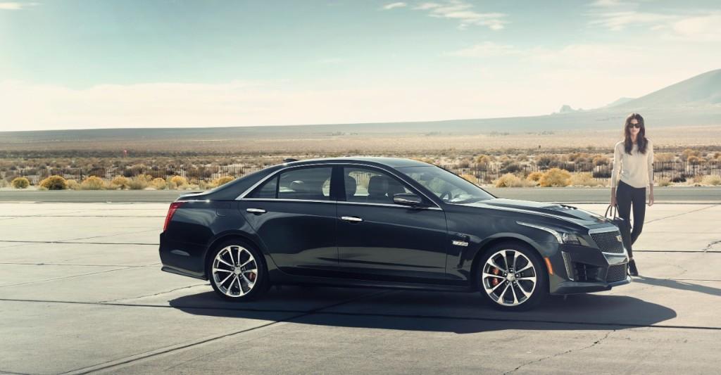 2016 CTS-V Cadillac
