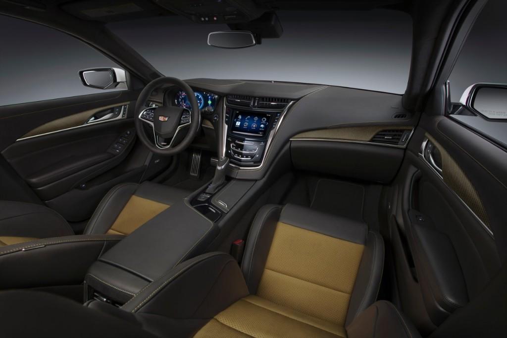 CTS-V Cadillac 2016