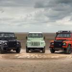 Limitovaná edice Land Rover DEFENDER