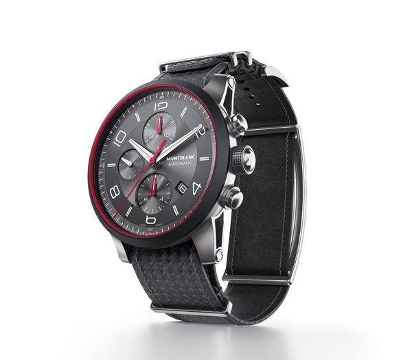 Montblanc e-Strap wearables