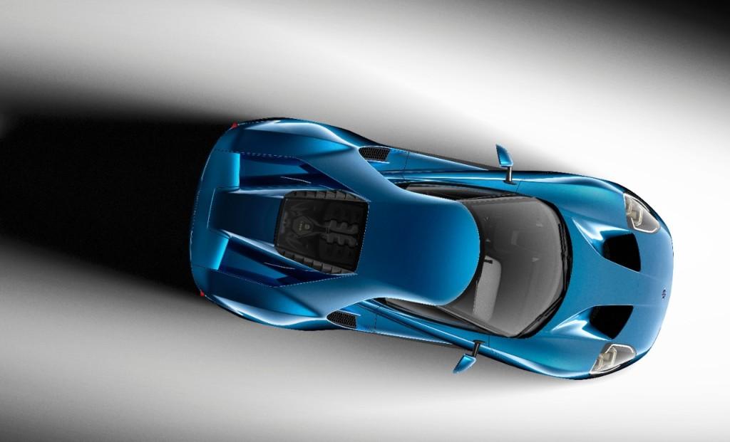 Novy Ford GT 2016