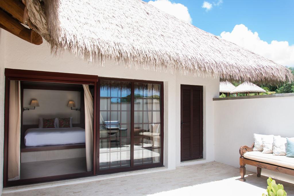 Paradise Beach Nevis luxusni rezort