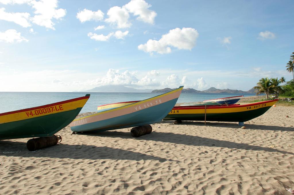Paradise Beach Nevis rezort