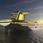Luxusní tanker Imāra