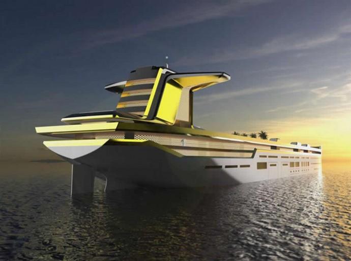 imara luxury yacht