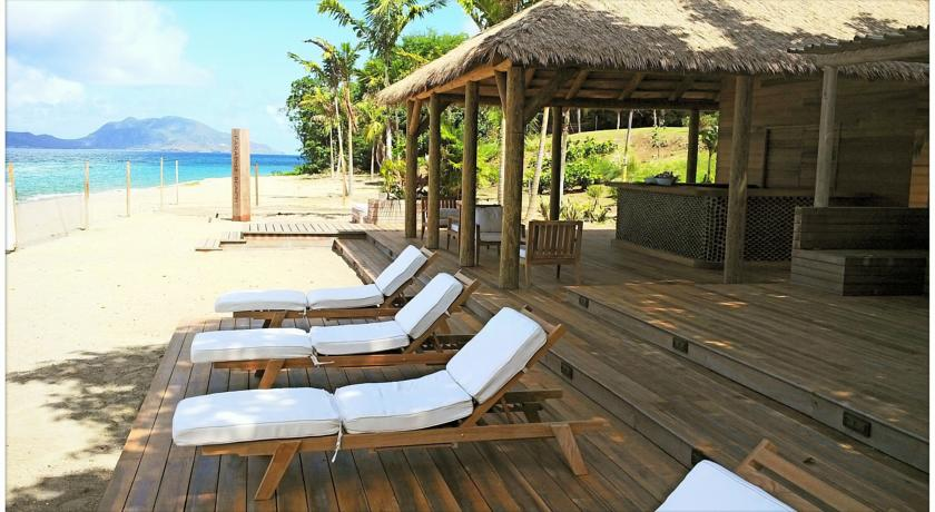 luxury resort Paradise Beach Nevis