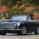 1965 Aston Martin DB5 Convertible prodán za 51 miliónů