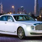 Bentley Mulsanne Majestic – limitovaná edice 15 kusů