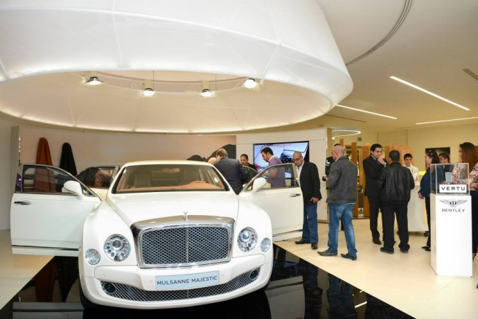 Bentley Mulsanne Majestic Limited Edition