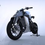 FELINE One – futuristický motocykl na zakázku