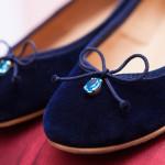 Nejdražší baleríny světa – Josefinas Blue Persian Salt