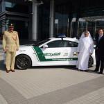 Lexus RC F pro Dubajskou policii