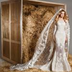 Luxusní svatební šaty Zuhair Murad – Spring / Summer 2015