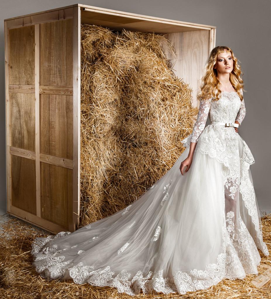 Luxusní svatební šaty Zuhair Murad – Spring  Summer 2015