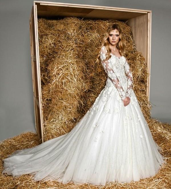 Luxusní svatební šaty Zuhair Murad - Spring Summer 2015
