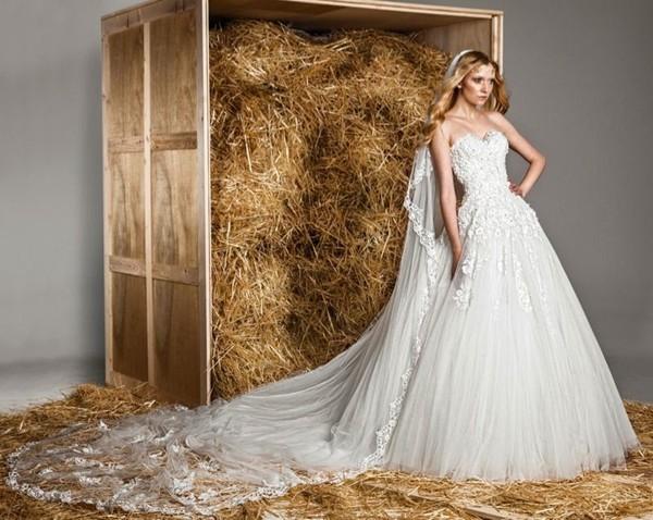 Luxusní svatební šaty Zuhair Murad