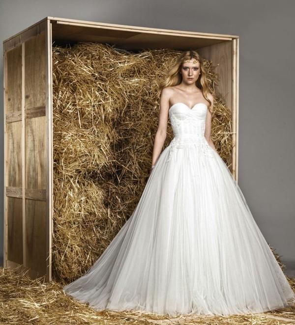 Luxusní svatební šaty - Zuhair Murad