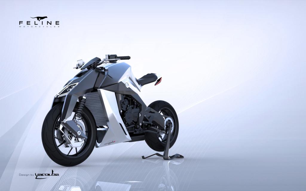 Motocykl FELINE One