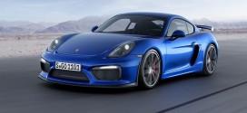 Porsche Cayman - GT4