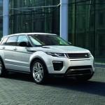 Nový Range Rover Evoque pro rok 2016