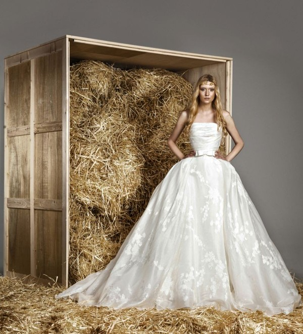 Svatební šaty - Zuhair Murad Spring Summer 2015