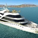 Lidia Bersani – luxusní jachta La Belle