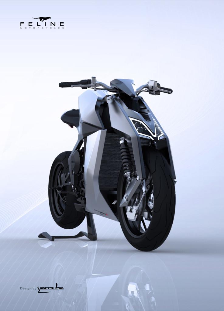 motocykl Feline - ONE