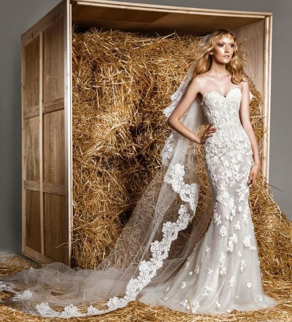 svatební šaty Zuhair Murad