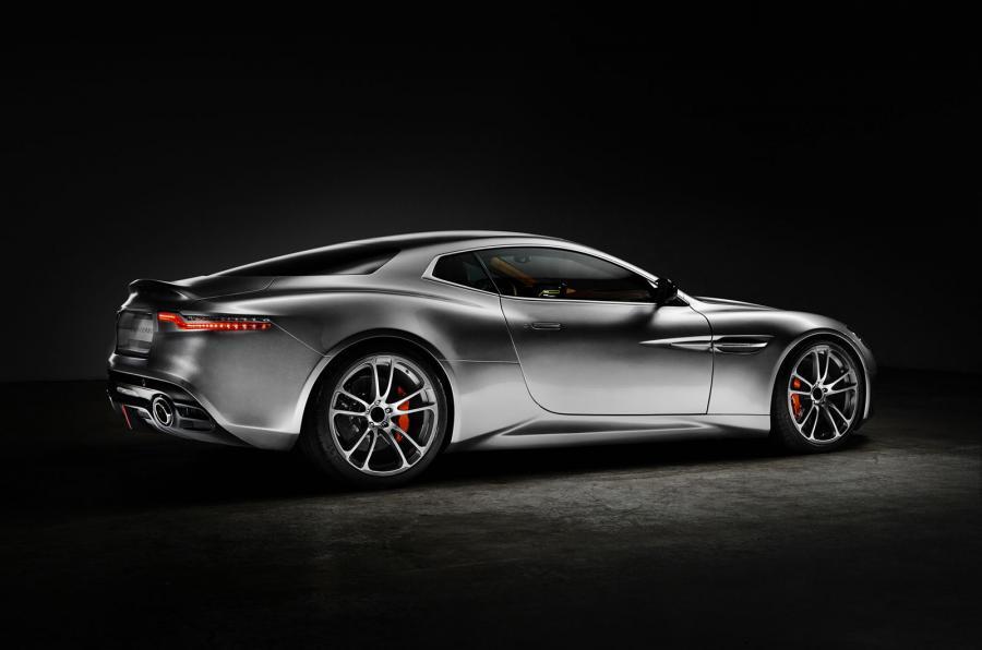 Aston Martin Vanquish Thunderbolt Concept Henrik Fisker