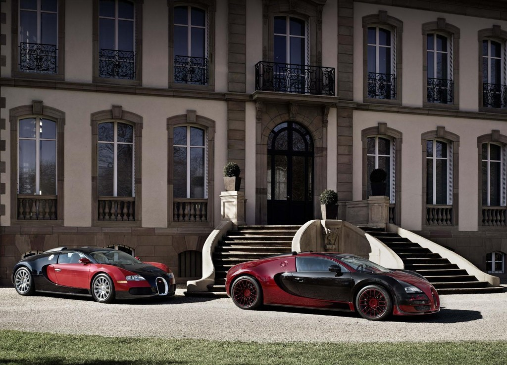 Bugatti Veyron Grand Sport Vitesse La Finale 1