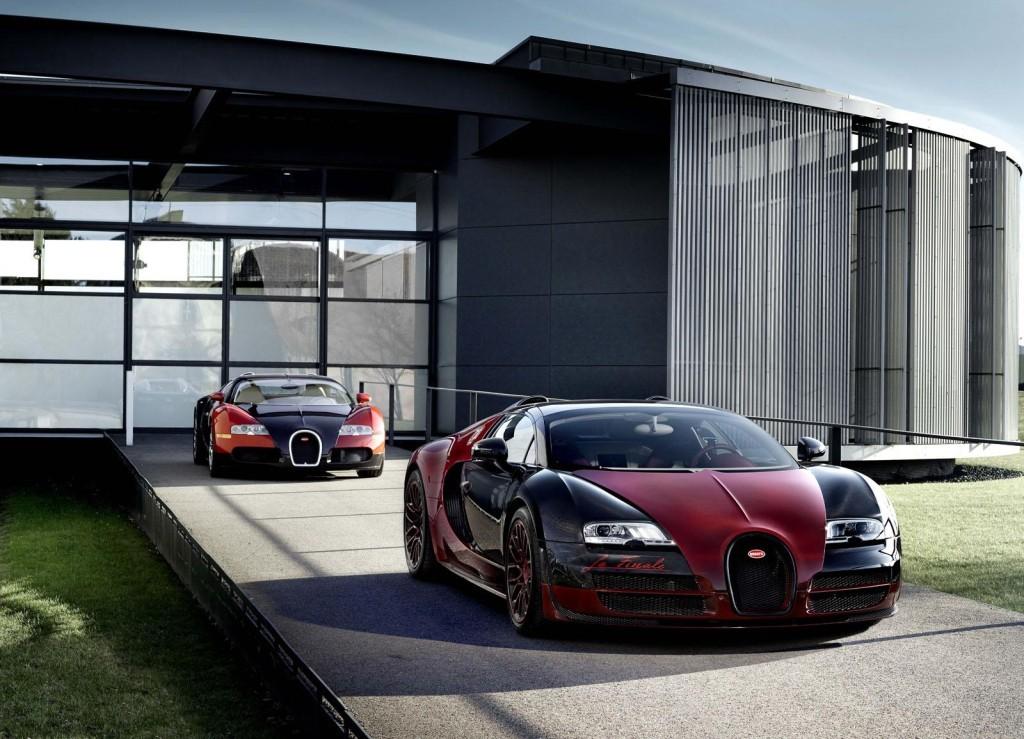 Bugatti Veyron - Grand Sport Vitesse La Finale