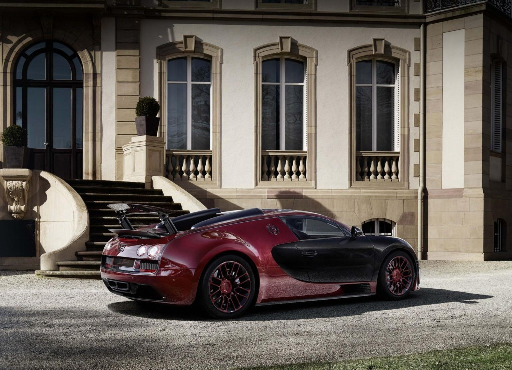 Bugatti Veyron Grand Sport Vitesse La Finale 2