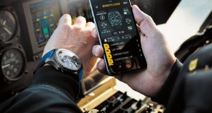 Chytré hodinky od Breitlingu – Breitling B55 Connected