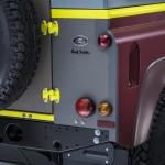 Land Rover Defender pro Paula Smithe