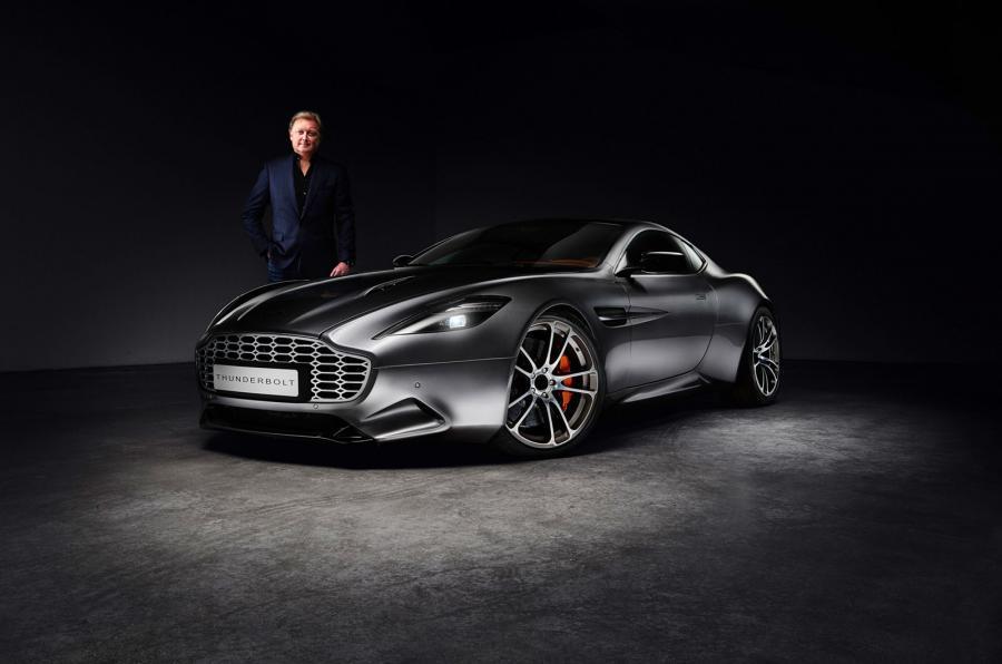 Henrik Fisker Aston Martin Thunderbolt