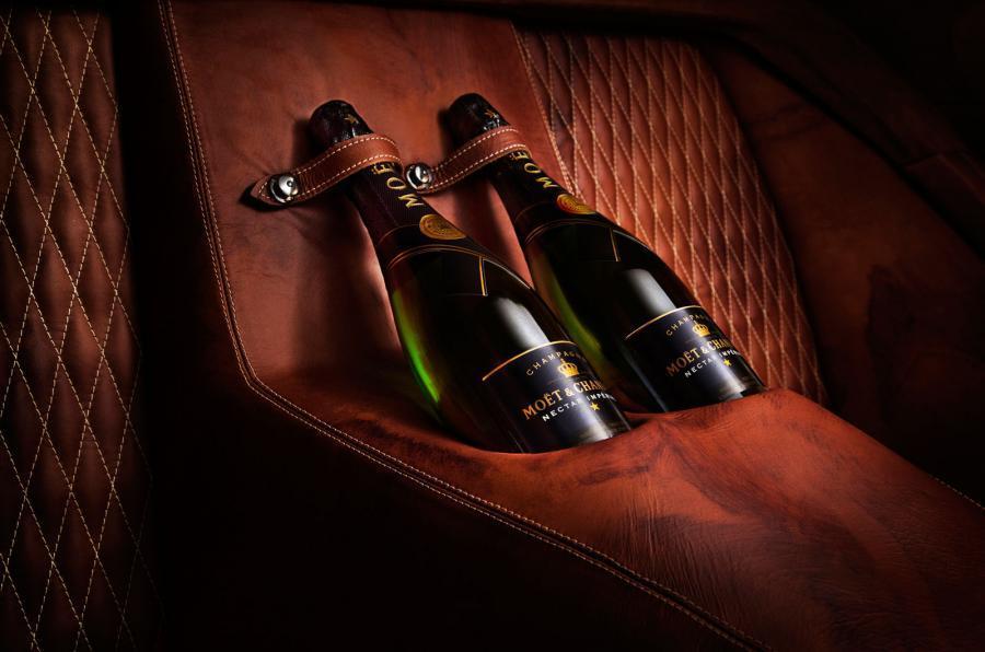 Henrik Fisker Aston Martin Vanquish Concept