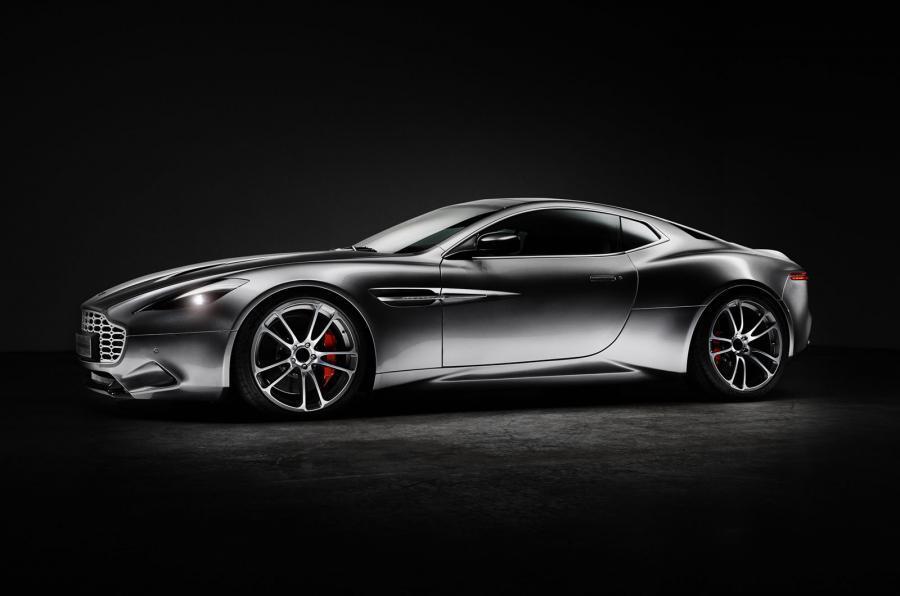 Henrik Fisker Aston Martin Vanquish Thunderbolt