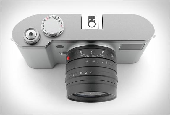 Konost FF Prototype - dalkomerny fotoaparat