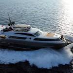 Luxusní jachta Next Episode za 180 miliónů korun