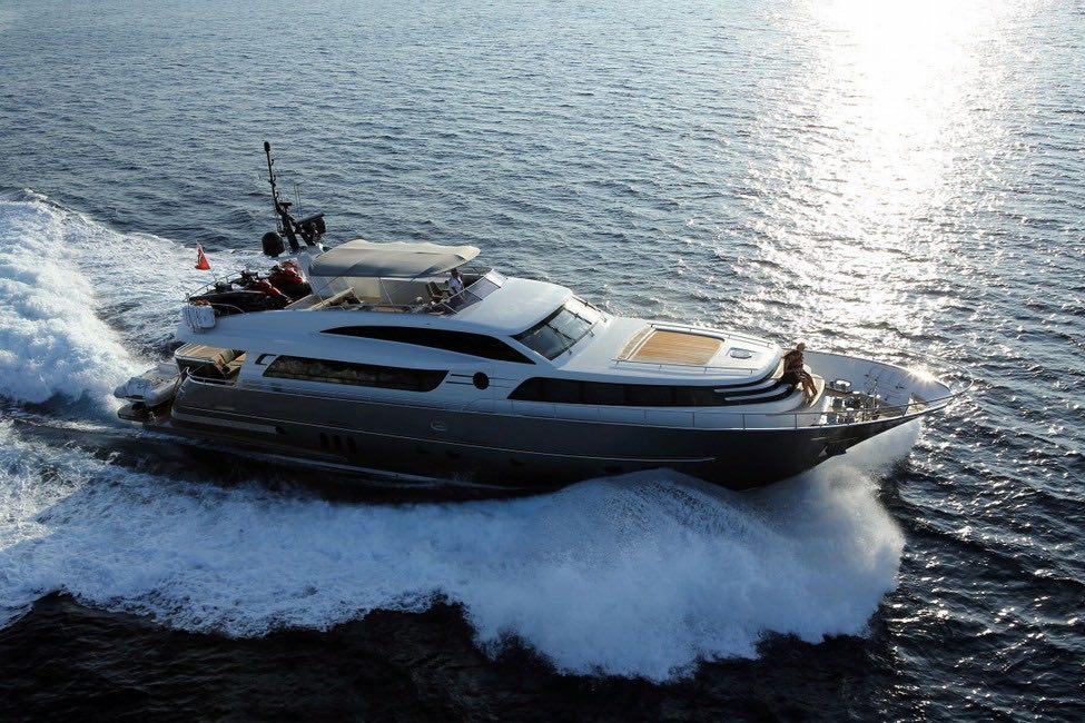 Luxusní jachta Next Episode