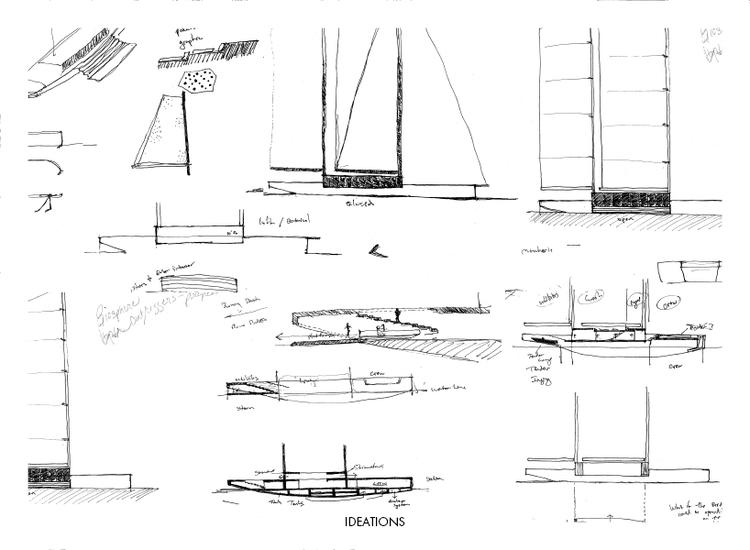 Luxusní plachetnice Lujac Desautel SALT 4