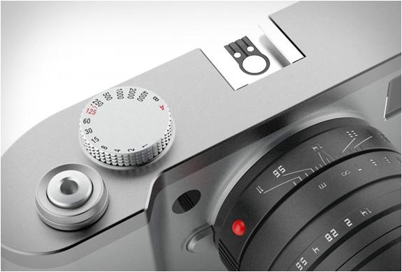 Luxusni dalkomerny fotoaparat - Konost FF Prototype