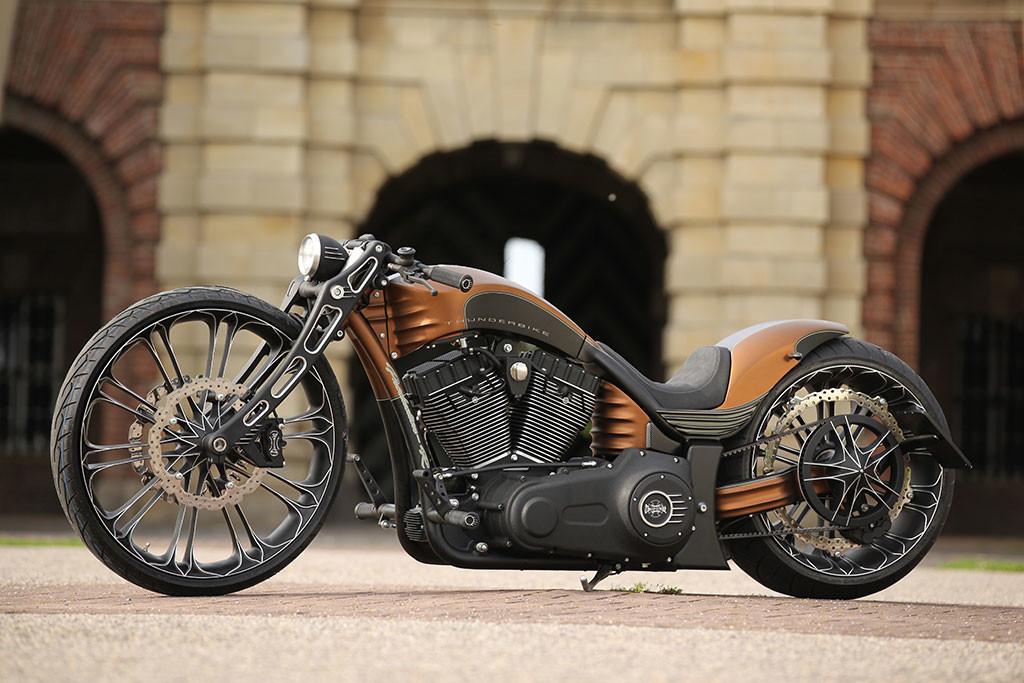 Luxusni motorka Thunderbike Precision R