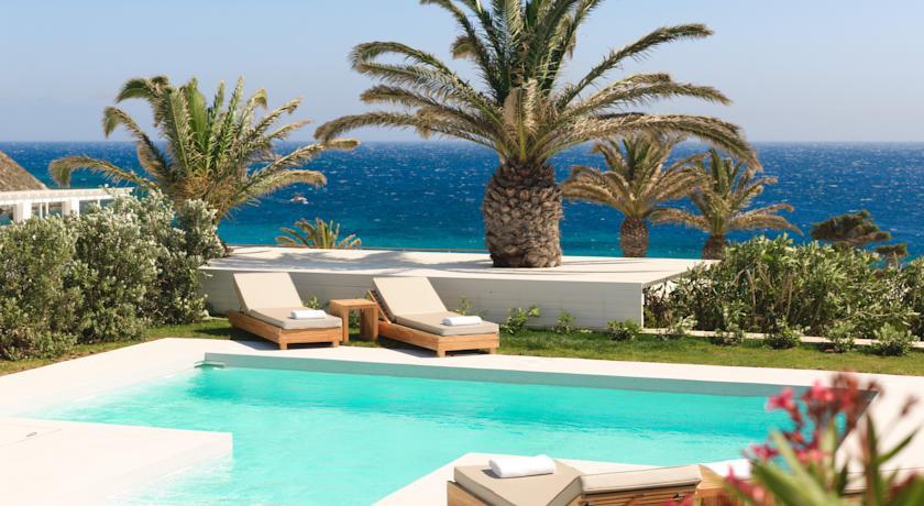 Santa Marina Resort and Villas luxusni Řecko