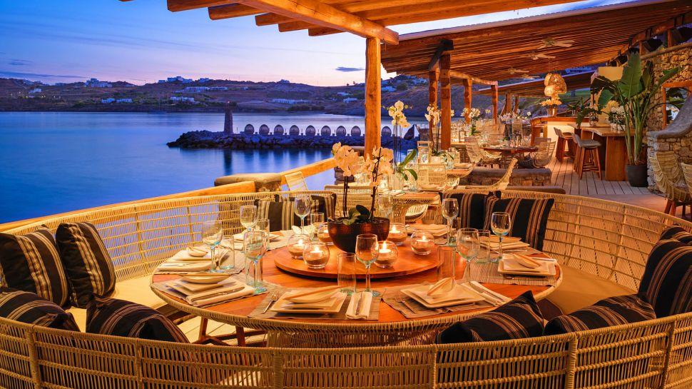 luxusni dovolena Santa Marina Resort and Villas - Řecko